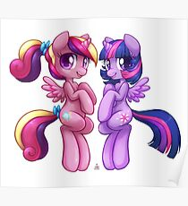 little Princesses ~version 2 Poster