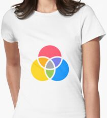 Colors Women's Fitted T-Shirt