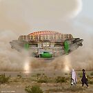 Just Another Wonderful Day in Grand Cholistan by Kenny Irwin