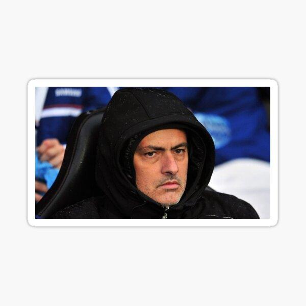 Grumpy Jose Mourinho Sticker