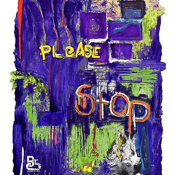 Please Stop - Bright by btcfoundation