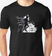 Runner - Running Is Not Just A Sport.  Slim Fit T-Shirt