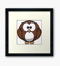 OWL ART Framed Print