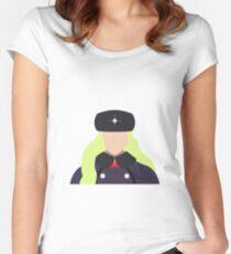 Kolin Vector Women's Fitted Scoop T-Shirt