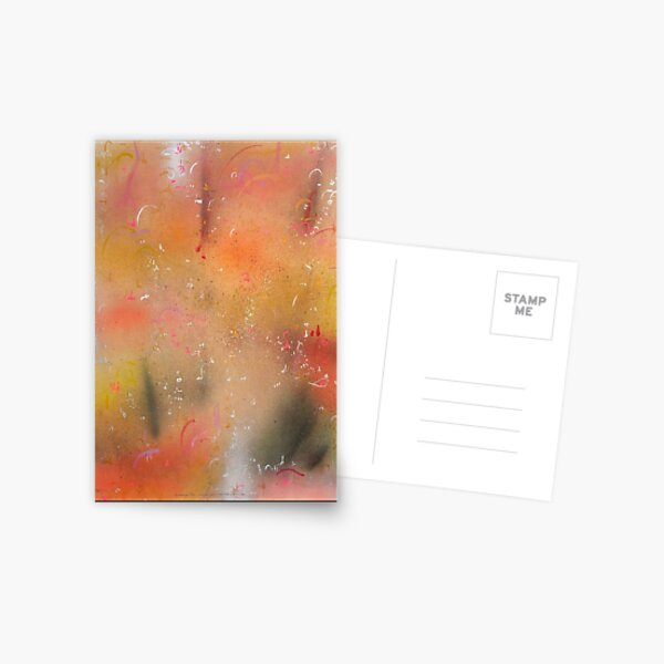 grace and intercession Postcard
