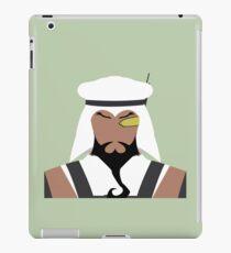 Rashid Vector iPad Case/Skin