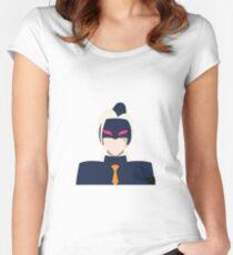 Decapre Vector Women's Fitted Scoop T-Shirt