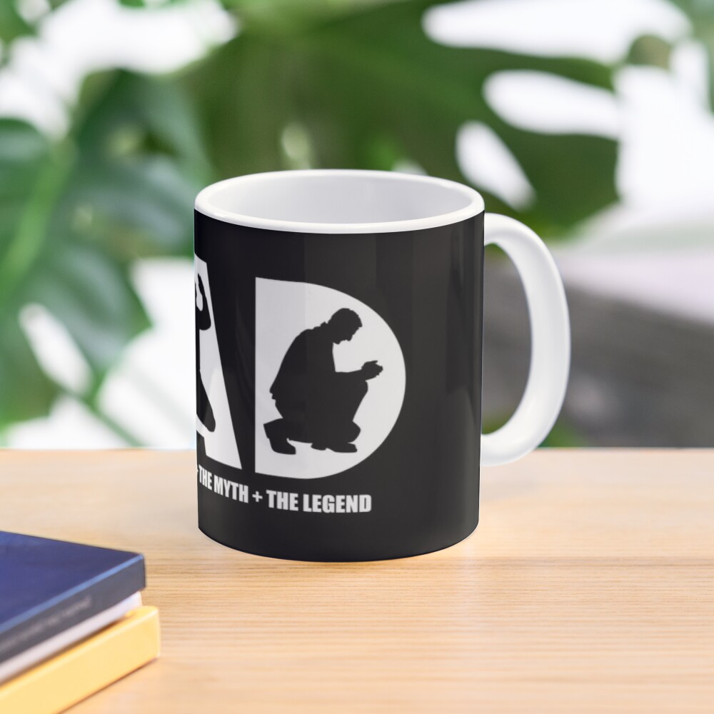 Christian Prayer Warrior Dad Gift Apparel Shirt Mug