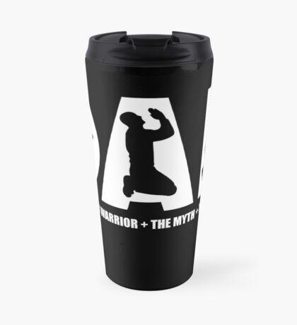 Christian Prayer Warrior Dad Gift Apparel Shirt Travel Mug