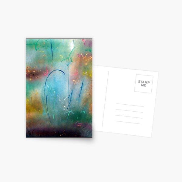 mere illusory appearance Postcard