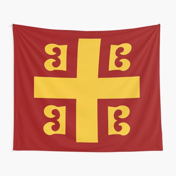 Byzantine Flag Tapestry