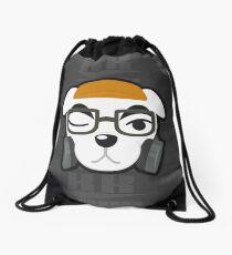 DJ KK ANIMAL CROSSING Drawstring Bag