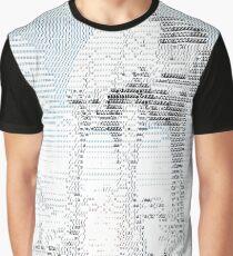 ASCII ATAT HOTH Graphic T-Shirt