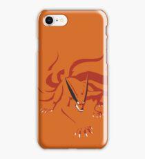 Kurama_Kyuubi iPhone Case/Skin
