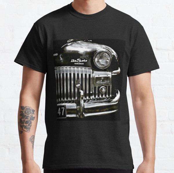 1947 Schwarzer Chrysler DeSoto Classic T-Shirt