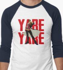 Jotaro Kujo Men's Baseball ¾ T-Shirt