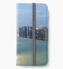 Pool Marina Bay Sands iPhone Wallet/Case/Skin