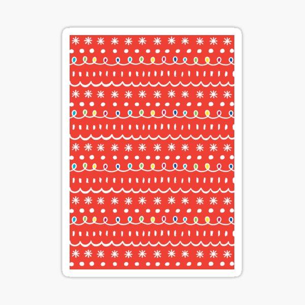 Bonus red Sticker