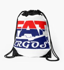 Fat Ergos official products Drawstring Bag