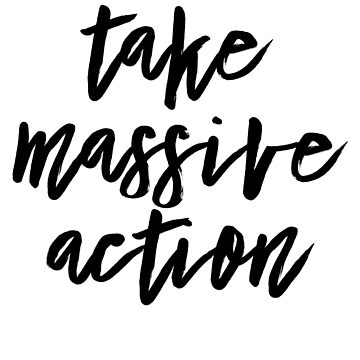 Take Action by charsglamshop