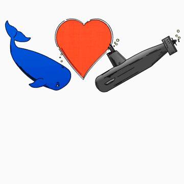 Whale Heart Submarine by WhaleHSubmarine