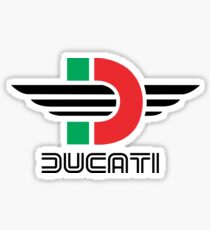 Ducati Monster Stickers Redbubble