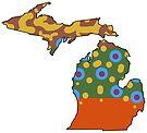 Michigan Brook Trout Love! by Sun Dog Montana