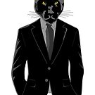 Panther in Black Suit by pda1986