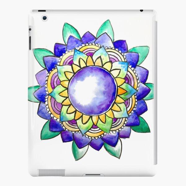 Watercolor Mandala  iPad Snap Case
