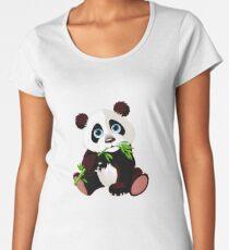 Panda Women's Premium T-Shirt