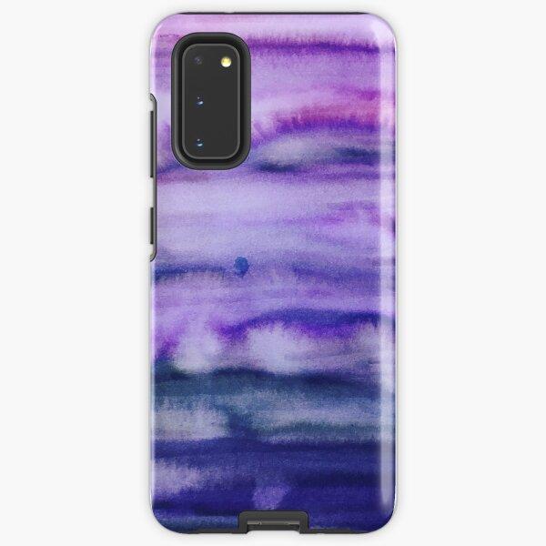 Power Purple Samsung Galaxy Tough Case