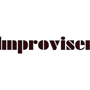 Improviser-1 by CedricGei