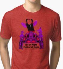 Isle Of Wight Festival 1969 Tri-blend T-Shirt