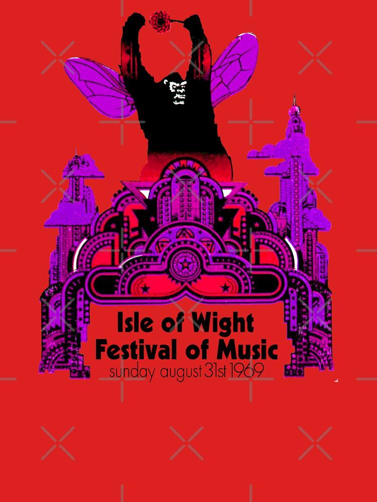 75ec30510 Isle Of Wight Festival 1969