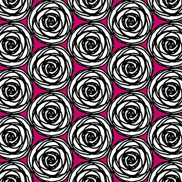 Black and White Rose by rosemaryann