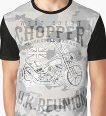 U.K. Chopper Reunion Graphic T-Shirt