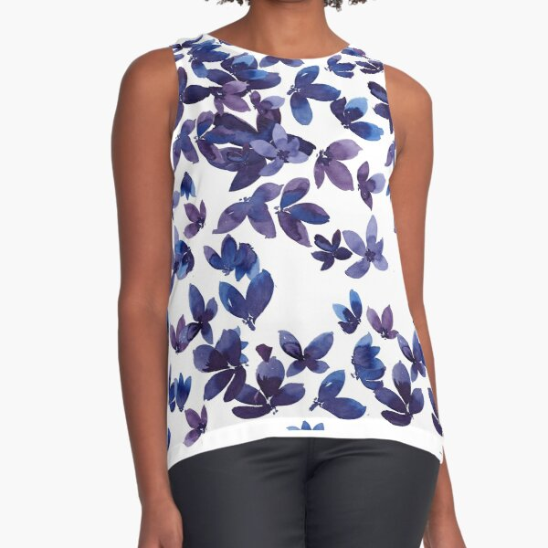 Born to Butterfly Sleeveless Top