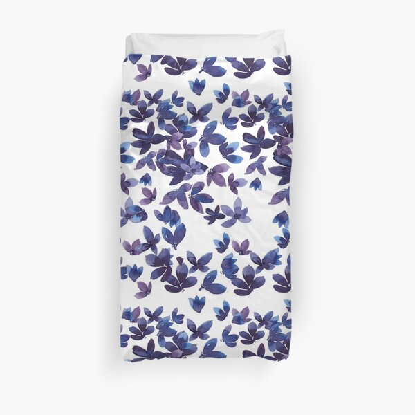 Born to Butterfly Duvet Cover