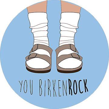 you birkenrock by aniekandya