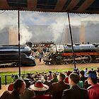 Train - Railroad Pageant 1939 by Michael Savad