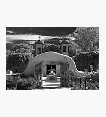 Santuario de Chimayo Shrine, Chimayo, New Mexico Photographic Print