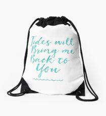 Deathbeds Drawstring Bag