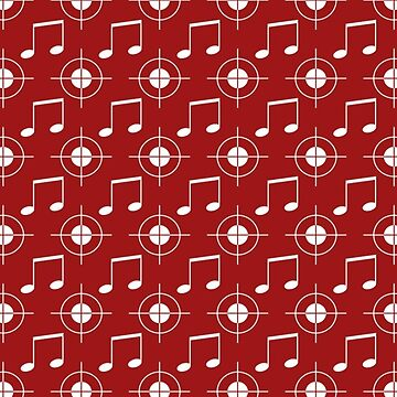 Music note target by CedricGei