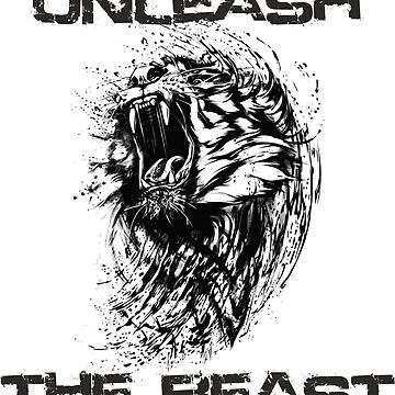unleash beast by raps-crew