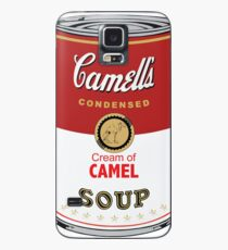 Camell's Cream of CAMEL Soup Pop Art Case/Skin for Samsung Galaxy