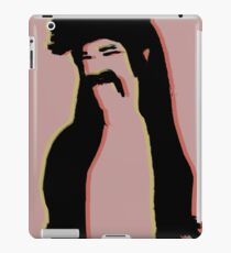 The Mullet Pinkish iPad Case/Skin