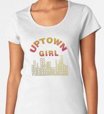 Just An Uptown Girl Women's Premium T-Shirt