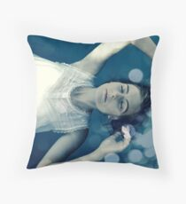 Cold Hand Of Death Throw Pillow