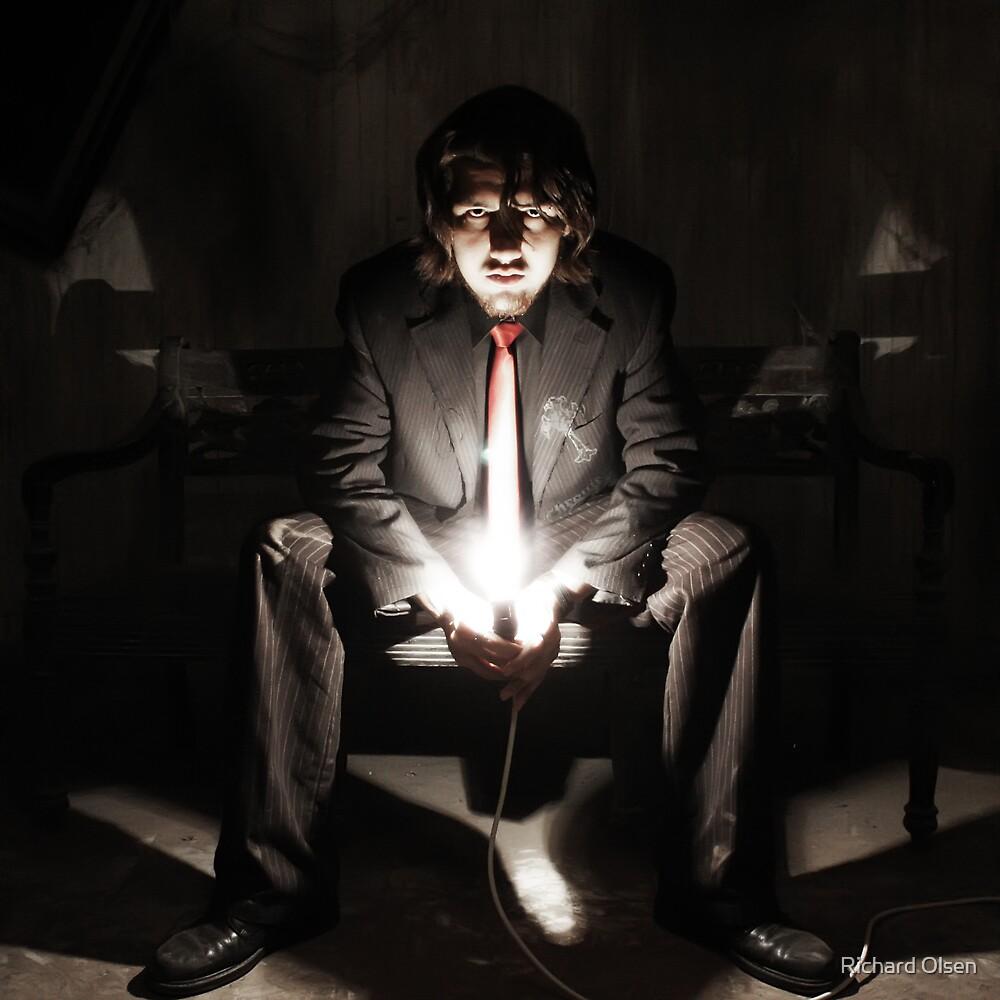 Bane of Evil Men by Richard Olsen