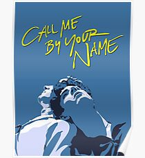 Póster Call Me by Your Name